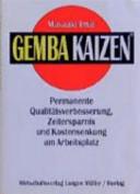 Gemba Kaizen PDF