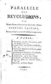 Parallele des revolutions