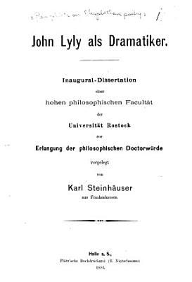 Pamphlets on Elizabethan Poetry PDF