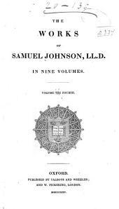 The Works of Samuel Johnson ...: The Adventurer and Idler