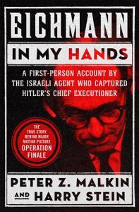 Eichmann in My Hands Book