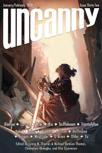 Uncanny Magazine Issue 32 PDF