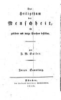 Von der Religion des Gem  thes  des Lebens und der Kirche PDF