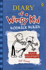 Rodrick Rules  Diary of a Wimpy Kid  BK2  Book