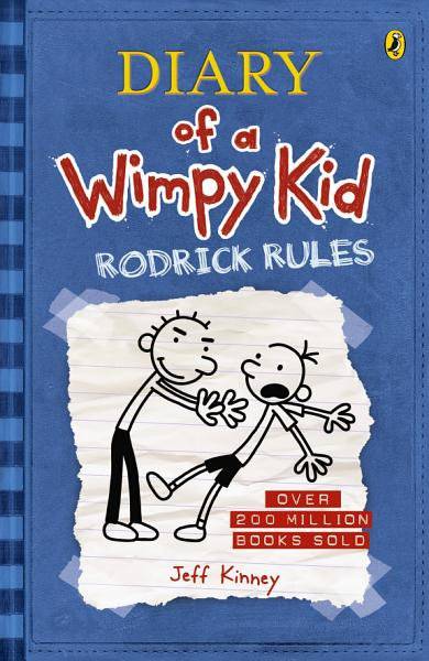 Rodrick Rules  Diary of a Wimpy Kid  BK2
