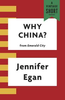 Why China  Book