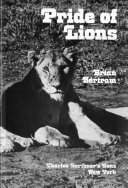 Download Pride of Lions Book