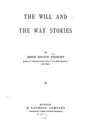 The Will and the Way Stories
