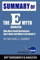 Summary of E-Myth Revisited
