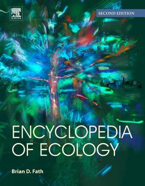 Encyclopedia of Ecology PDF