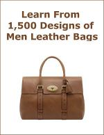 Learn from 1,500 Designs of Men Leather Bags
