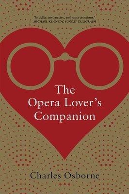 The Opera Lover s Companion