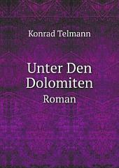 Unter Den Dolomiten