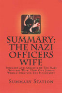The Nazi Officers Wife Book PDF