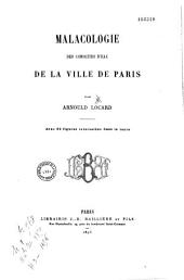 Malacologie des conduites d'eau de la ville de Paris