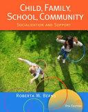 Cengage Advantage Books  Child  Family  School  Community Book