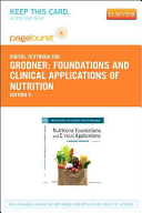 Foundations and Clinical Applications of Nutrition Book