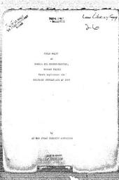 Final Draft of Manual for Courts-Martial, United States