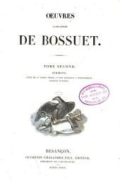 Oeuvres complètes de Bossuet: Volume2