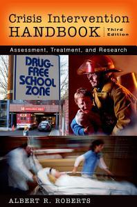 Crisis Intervention Handbook Book