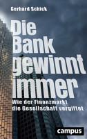 Die Bank gewinnt immer PDF