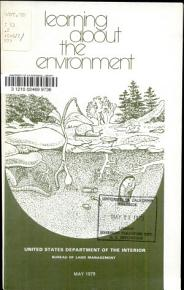 Learning about the Environment PDF