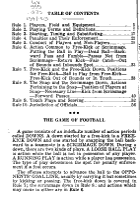 Football Rule Book PDF