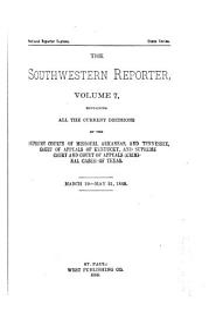 The Southwestern Reporter PDF