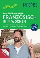 PONS Power Sprachkurs Franz  sisch in 4 Wochen   PDF