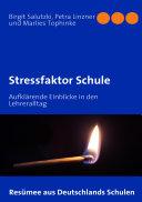 Stressfaktor Schule PDF