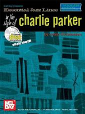 Essential Jazz Lines in the Style of Charlie Parker, Violin Editin