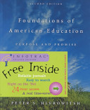 Foundations Of American Education Book PDF