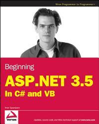 Beginning ASP NET 3 5 PDF