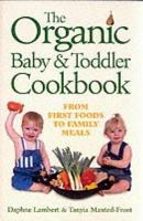 Organic Baby and Toddler Cookbook PDF
