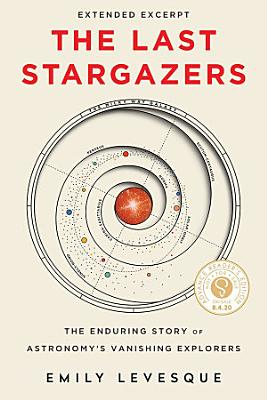 The Last Stargazers Extended Excerpt