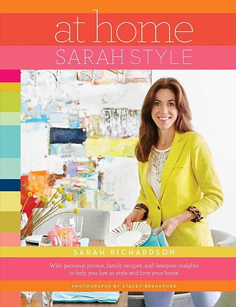 Download At Home  Sarah Style Book