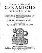 Ceramicus geminus