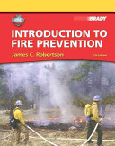 Introduction To Fire Prevention Book PDF