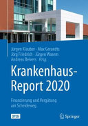 Krankenhaus Report 2020 PDF