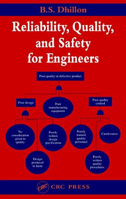 Reliability  Quality  and Safety for Engineers PDF