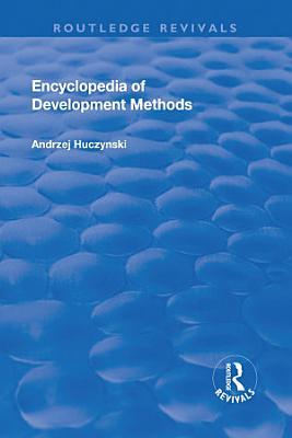 Encyclopedia of Development Methods PDF