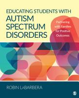 Educating Students with Autism Spectrum Disorders PDF