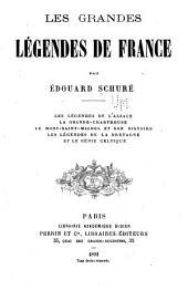 Les grandes légendes de France