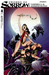 Swords of Sorrow: Vampirella & Jennifer Blood #4