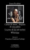 Cartas de amor    despu  s de una paliza  La puta de las mil noches  WhatsApp PDF