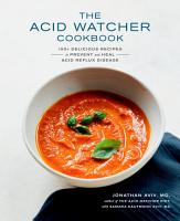 The Acid Watcher Cookbook PDF