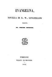 Evangelina: novella di E.W. Longfellow