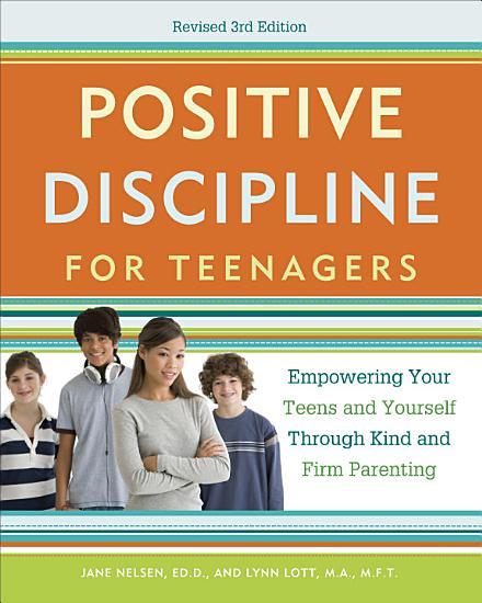 Positive Discipline for Teenagers PDF
