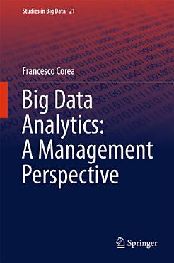 Big Data Analytics  A Management Perspective PDF