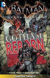 Batman: Arkham Knight (2015-) #20
